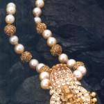 'A classy Lakshmi pendant' temple Jewellery