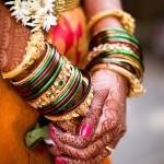 Wedding jewellery : Bangles