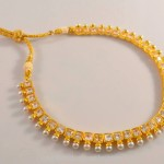 1 Gram Gold Kundan Necklace