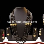 9 Stunning Imitation Beaded Kundan Long Necklace Sets Available!!!