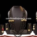 9 Stunning Imitation Beaded Kundan Long Necklace Sets Available!!!
