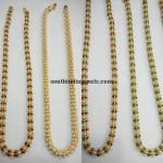Imitation Pearl Chains
