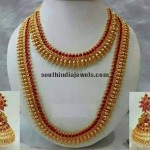 Imitation Wedding Jewellery Set