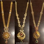 Latest Long Necklace Design Catalog