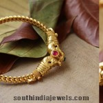 Adjustable Imitation Kada Bangle Design