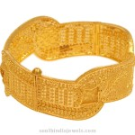 Latest Bangle Design from Kerala Jewellers