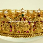 Temple Waist Belt aka Vaddanam Design