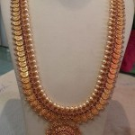 Stunning 120 Grams Gold Bridal Kasumalai