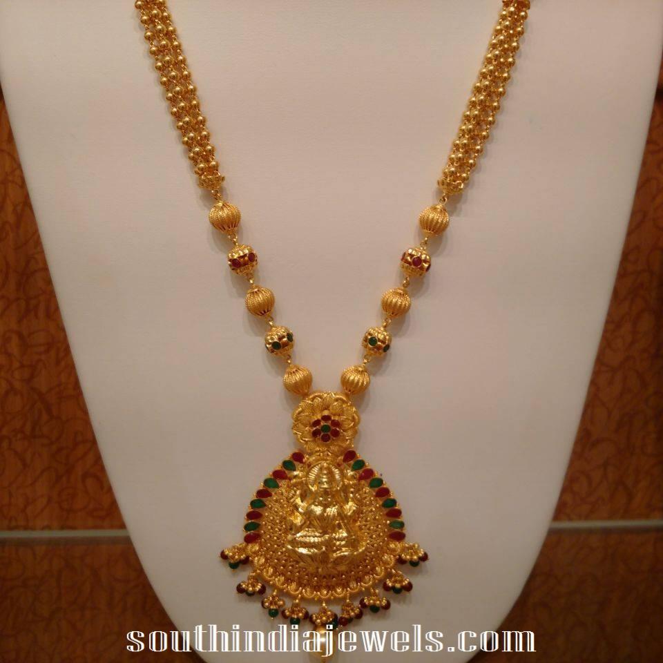 22K gold long haram from NAJ