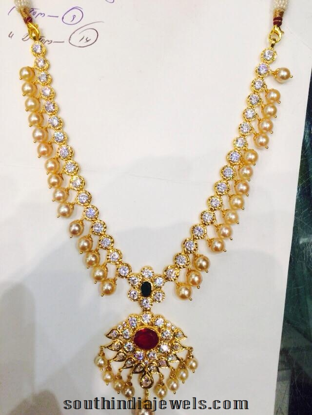 33-grams-cz-stone-necklace-latest-design