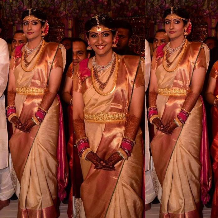 Allari Naresh Wedding with Virupa Jewelleries