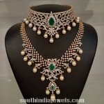 Latest Bridal Diamond  Jewelleries Designs