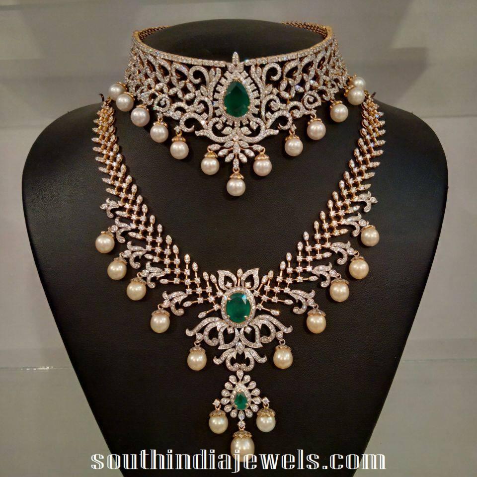 Bridal Diamond Jewelleries from NAJ
