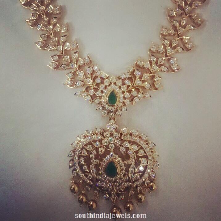 Diamond-haram-necklace-latest-image-2015