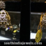 Stunning Diamond Jhumka