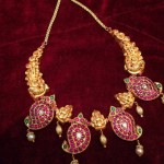 Heritage Temple Jewellery with Rubies