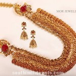 Heavy Work Gold Kasumalai from MOR Jewellers