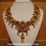 Ruby Nakshi Necklace