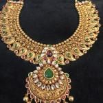 Bridal Choker Necklace Design