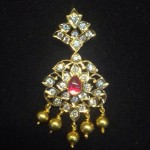 Traditional Diamond Pendant