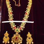 Latest Gold Necklace Model