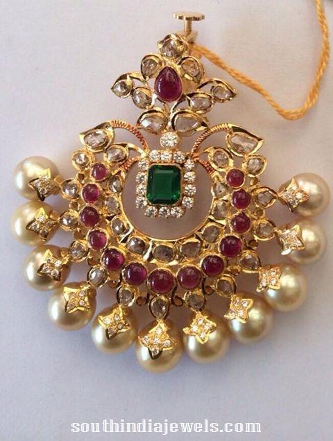 South Sea Pearl Pendant designs