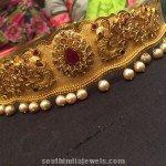 220 Grams Gold Waistbelt