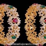 Diamond Bangles From PMJ Jewels