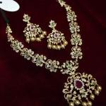 Multicolor Imitation CZ Stone Necklace