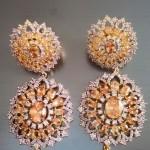 Designer Earrings Model