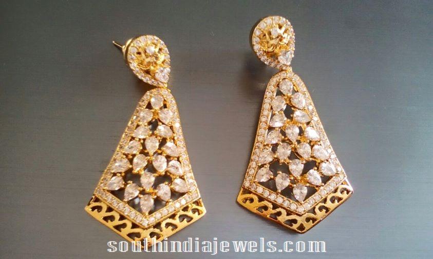 Designer Stone Fashion Earrings