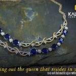 Diamond Necklace From Kalyan Jewellers