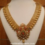 Gold Antique Necklace from NAJ