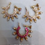 Gold Ring Style Earrings