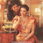 Kajal Agarwal in Stunning Bridal Jewelleries