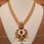 Pearl Polki Necklace