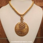 Trendy Gold Kundan Necklace