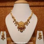 22k Gold Mini Necklace Set