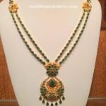 Multilayer Emerald Haram Design