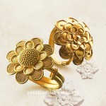 22K Gold Adjustable Rings from Tanishq