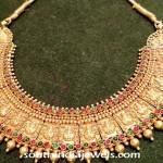 Antique Temple Jewellery Choker Necklace