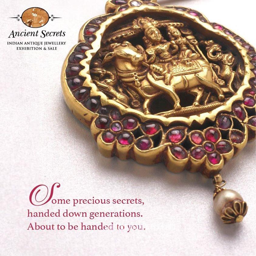Prince Jewellery Antique Pendant
