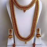 South Indian Wedding Jewellery Set