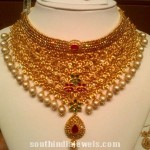 Uncut Bridal Choker Necklace From NAJ