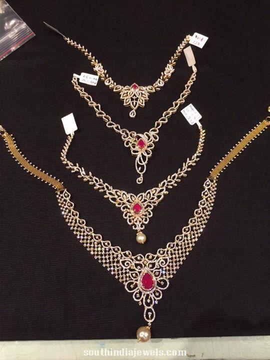 Diamond Necklace Catalogue