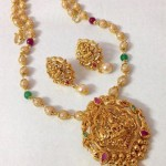 Artificial Temple Jewellery Necklace