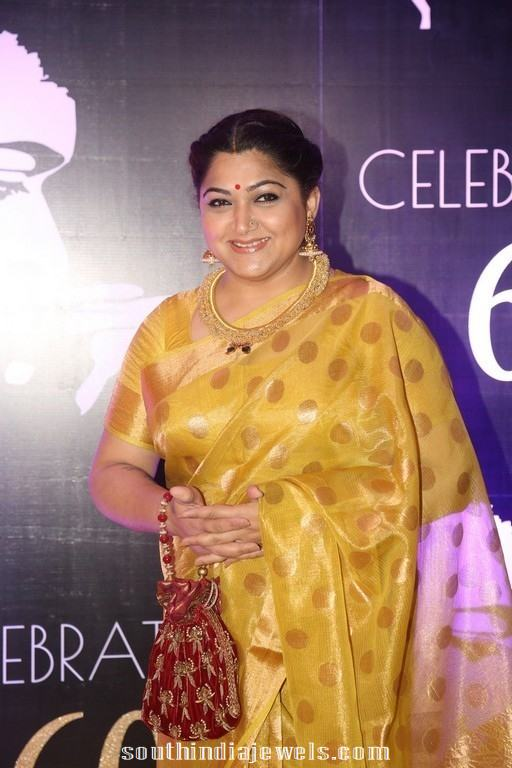 Kushboo Jewellery at events