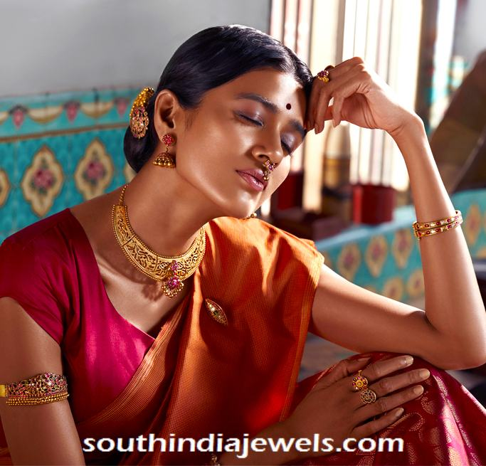 NAC Jewellers gold antique Jewellery collections