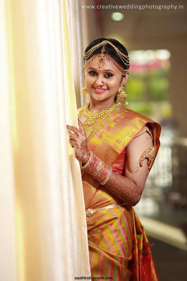 South Indian Bridal Jewelleries