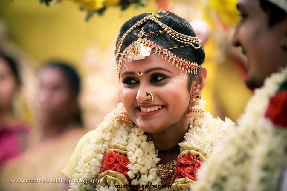 Indian Bride with Kemp Jewelleries